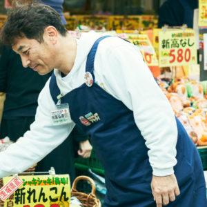 1ヶ月のテレビ登場回数は65本!〈アキダイ 関町本店〉秋葉弘道さん/人気スーパーの裏に、この人あり。名物店主に会いに行く。