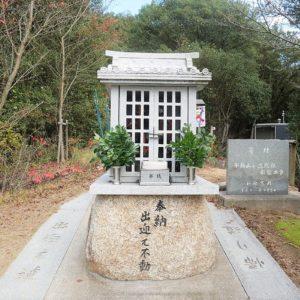 小瀬石鎚神社入り口。