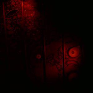 蘇りや再生をテーマに赤ん坊のような妖怪をいくつも描いたという天井絵「モノノケマンダラ」。