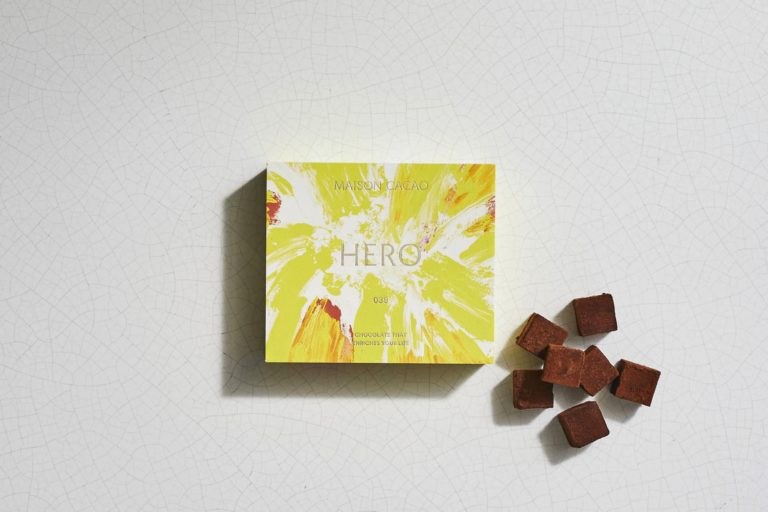 HERO(グリーンレモン)2,400円。