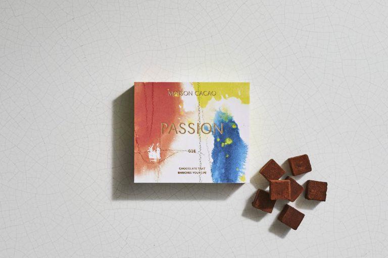 PASSION(パッションフルーツ)2,400円。