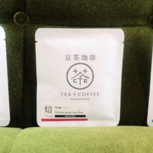 京都発・日本茶×コーヒーの融合が楽しめる!〈京茶珈琲〉の新世界へようこそ。
