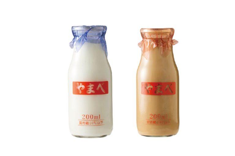 やまべ牛乳&やまべコーヒー