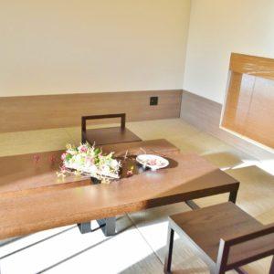 和室があるので、3世代での旅行に最適。