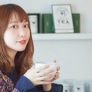 TEA党のアイドル好きモデル・木村ミサさんに密着!「私にとってお茶はアイドル。個性豊かで応援したくなる存在です。」