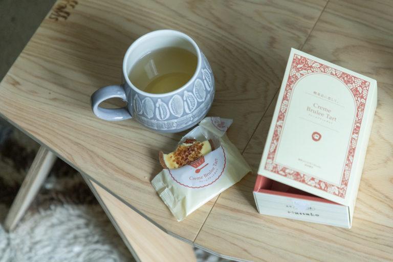 『Hanako』と〈銀座ぶどうの木〉がコラボしたお菓子「喫茶店に恋して。」も!