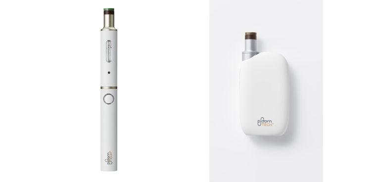 「プルーム・テック・プラス」(左)と「プルーム・テック・プラス・ウィズ 」(右)の専用たばこカプセルです。