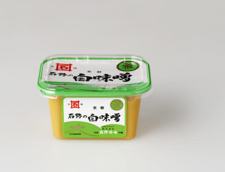 8.〈石野味噌〉の特醸白味噌