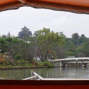 松江城もバッチリ!