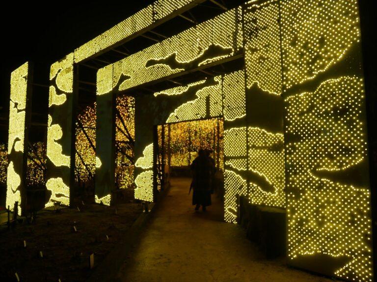 島根県松江市でカニ小屋やイルミネーションを満喫旅46