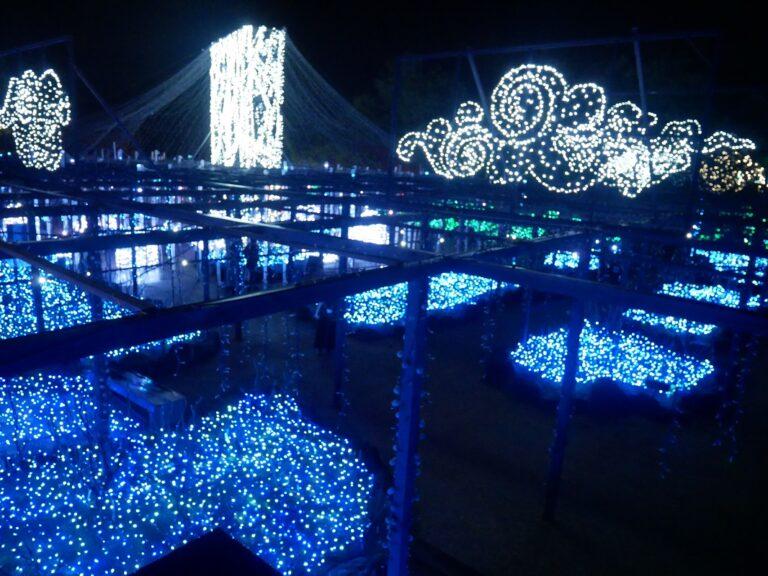 島根県松江市でカニ小屋やイルミネーションを満喫旅47