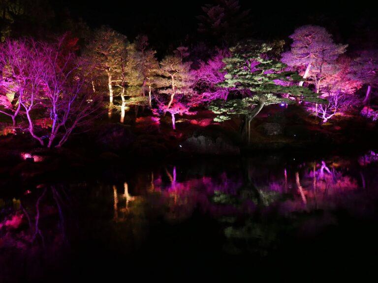 島根県松江市でカニ小屋やイルミネーションを満喫旅49