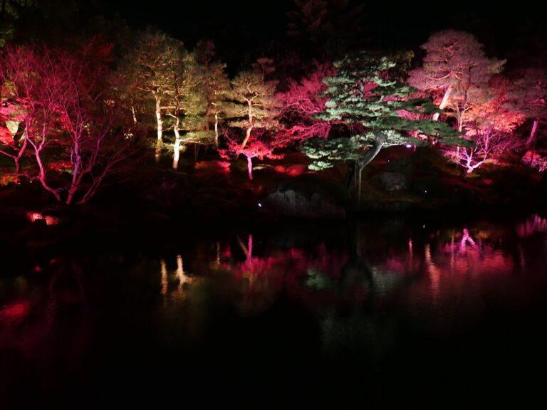 島根県松江市でカニ小屋やイルミネーションを満喫旅50
