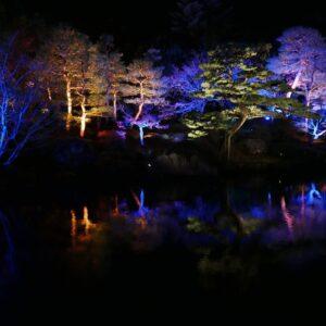 島根県松江市でカニ小屋やイルミネーションを満喫旅51