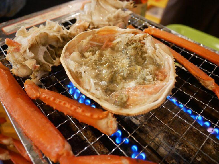 島根県松江市でカニ小屋やイルミネーションを満喫旅62