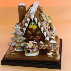 2.子供がいる家庭にぴったり、夢のあるケーキ〈レピドール〉のヘキセンハウス