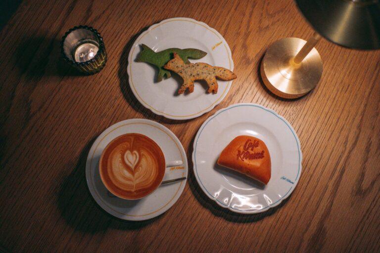 AKOMEYA TOKYO CAFÉ KITSUNE