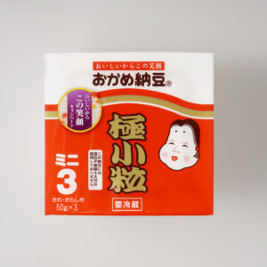 〈タカノフーズ〉の極小粒ミニ3