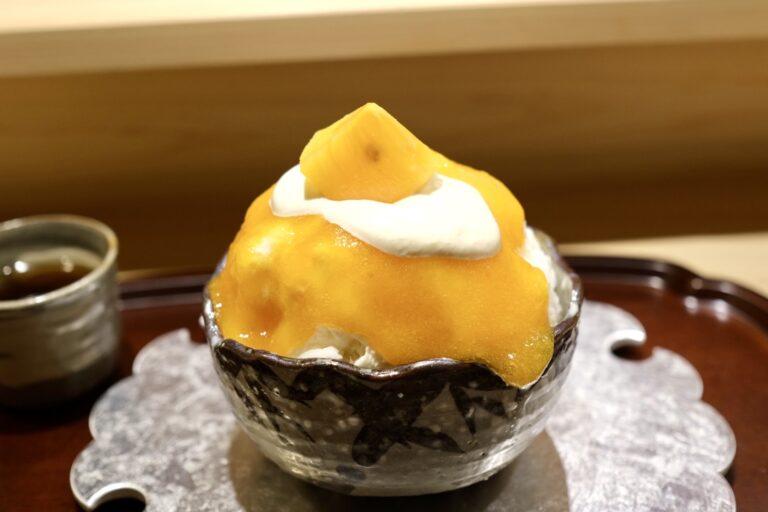 廚 菓子 くろぎ  湯島
