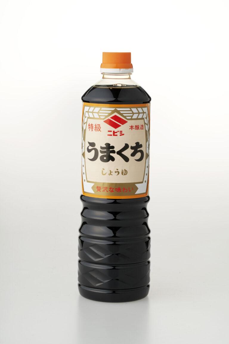 〈ニビシ醤油〉の特級うまくち