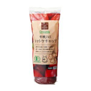 「有機JAS トマトケチャップ」300g 189円