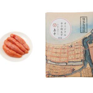 〈島本食品〉のオリジナル辛子明太子