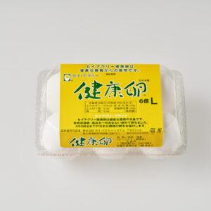 〈セイアグリーシステム〉のセイアグリー健康卵