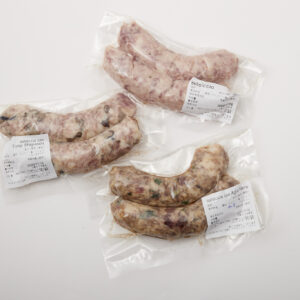 〈Salsiccia!DELI(サルシッチャ!デリ)〉の今週のサルシッチャ3種類2本づつ6本のセット【初めての方におススメ】