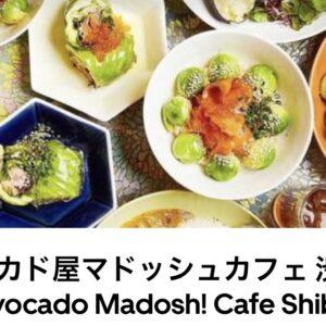 渋谷 アボカド屋マドッシュカフェ