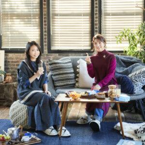 おうちシアター「Amazon Prime Video」で観れる推し映画4選!女優・志田未来さん、川島海荷さんがオススメ映画を語り合う。