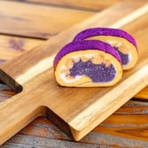 #YUNAMI FACTORY #紅芋ロールケーキ