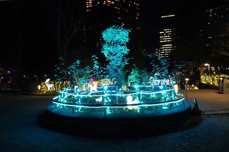 新宿 新宿中央公園