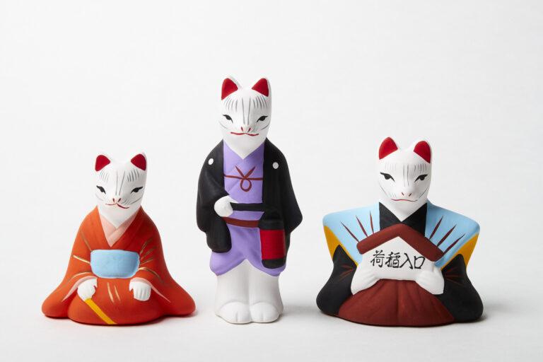 荒木神社(あらきじんじゃ)の「口入人形」