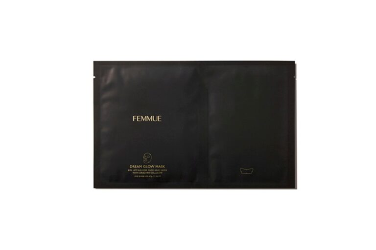 ファミュドリームグロウマスク BL 4袋入り 4,200円(アリエルトレーディング 0120-201-790)