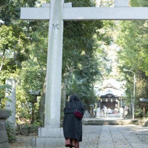 【MANNER #1】参道の鳥居は左側からくぐる。