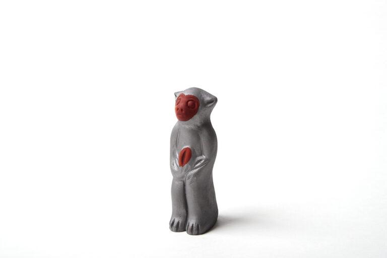 野上家の「瓦猿」/和歌山