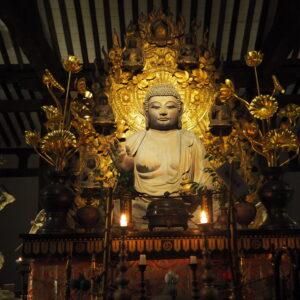 〈新薬師寺(しんやくしじ)〉/奈良