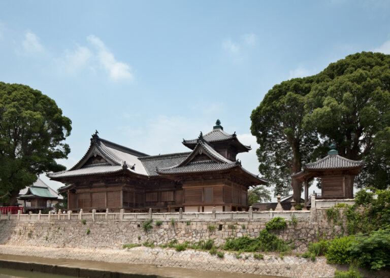 〈西大寺(さいだいじ)〉/岡山