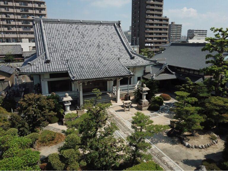 〈興禅寺(こうぜんじ)〉/愛知