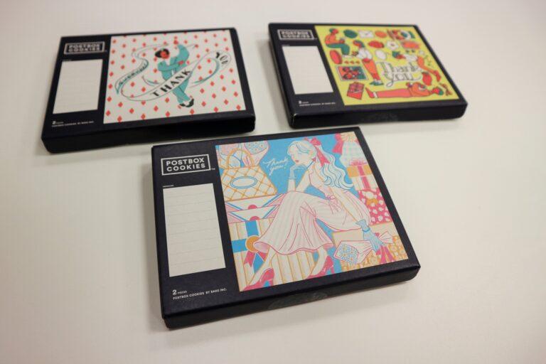 「ミルクサンドクッキー(2枚入)」601円。店頭(玉川店のみ)・WEBにて販売。