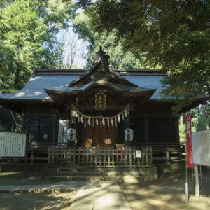 〈氷川女體神社(ひかわにょたいじんじゃ)〉