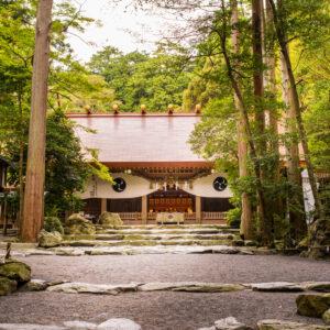 〈椿大神社(つばきおおかみやしろ)〉