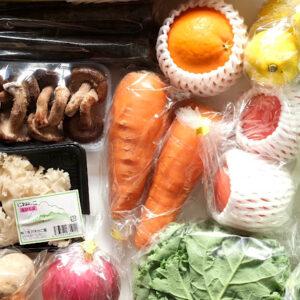 野菜のサブスク〈青果日和〉の「デリバリー八百屋」を使ってみた。