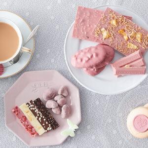 心が華やぐ特別感が魅力のバレンタイン限定「ルビーチョコレート」10選。