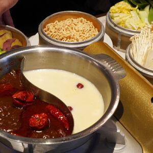 食べて免疫力アップ! ニュウマン横浜〈MS. CASABLANCA〉の「火鍋コース」。