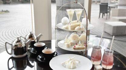東京マリオットホテルの「ホワイトスノーアフタヌーンティー」に注目 …