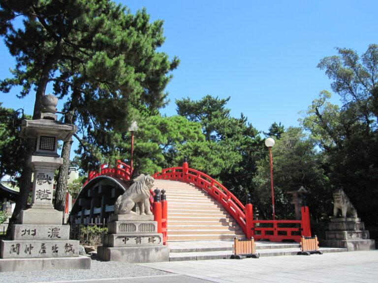 住吉大社-反橋1