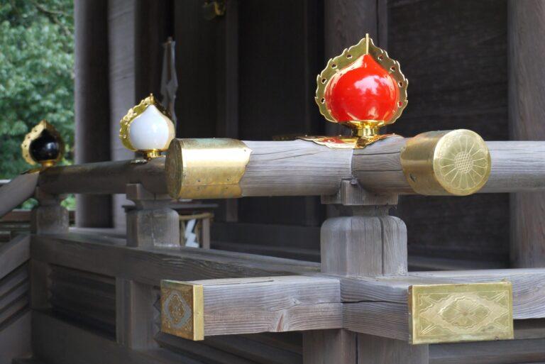 元伊勢籠神社-五色の座玉