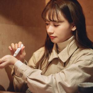 CBDは、自律神経などを整えてくれる効果が。「ロールオンは手軽に塗れるので助かります」(赤埴さん)。