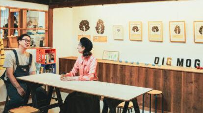 新潟県上越市でカフェ巡り。NHK『みいつけた!』の大塚いちおさん …
